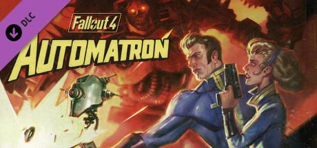 Fallout 4 - Automatron steam key giveaway