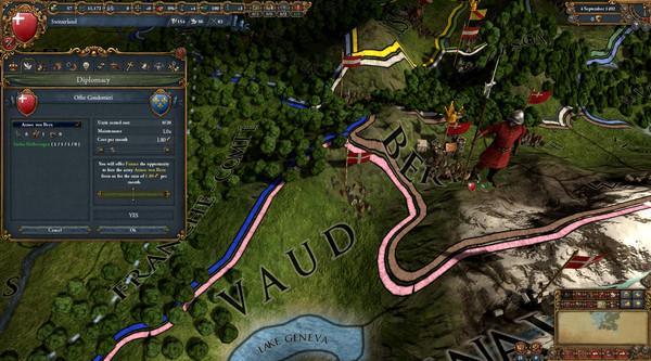 Europa Universalis IV Mare Nostrum v1.17.0 PC