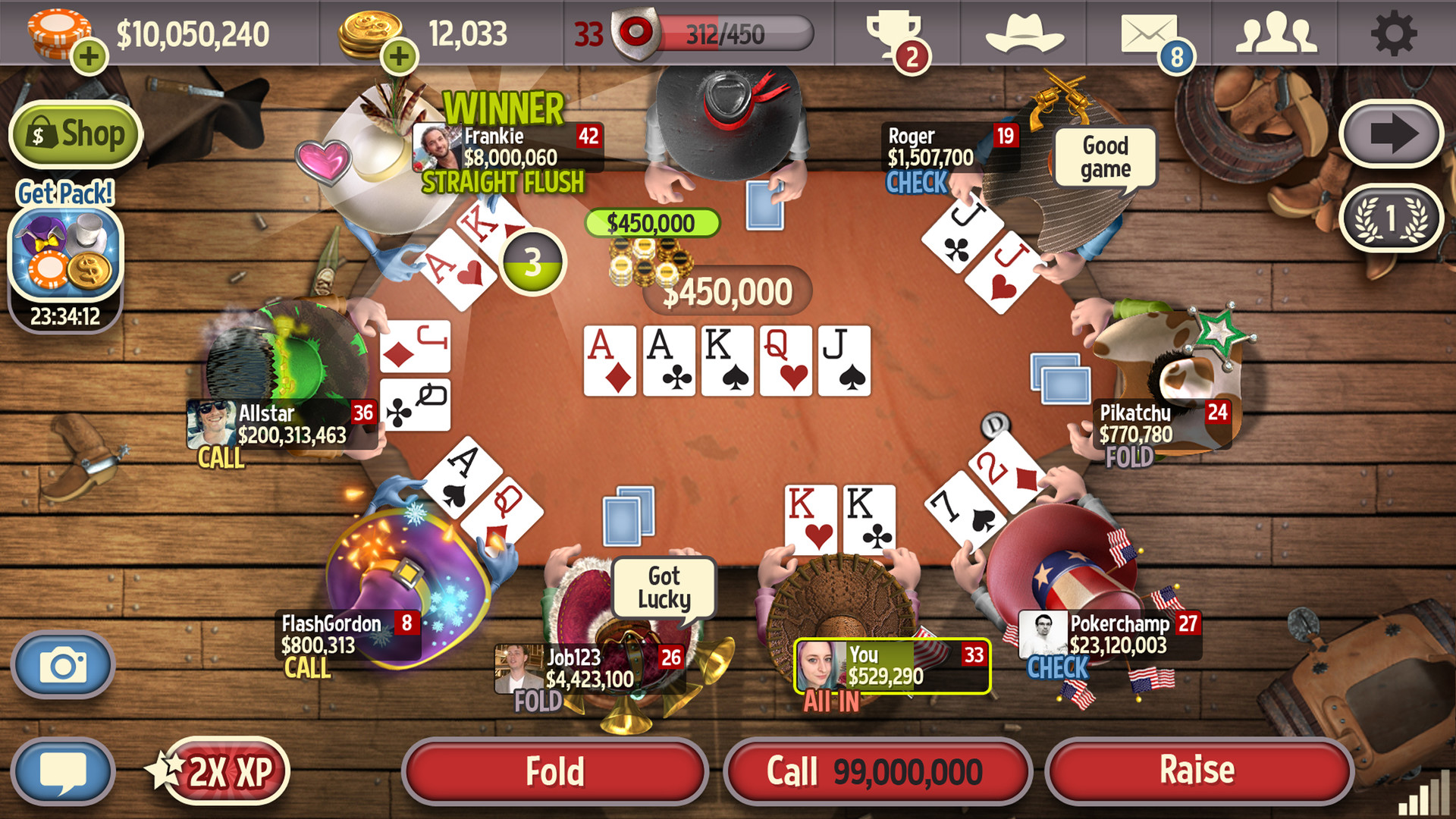 Poker guvernator 3 download