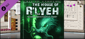 Fantasy Grounds - Call of Cthulhu: The House of R'lyeh