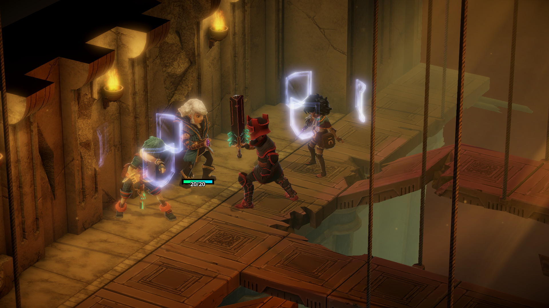 Children of Zodiarcs screenshot
