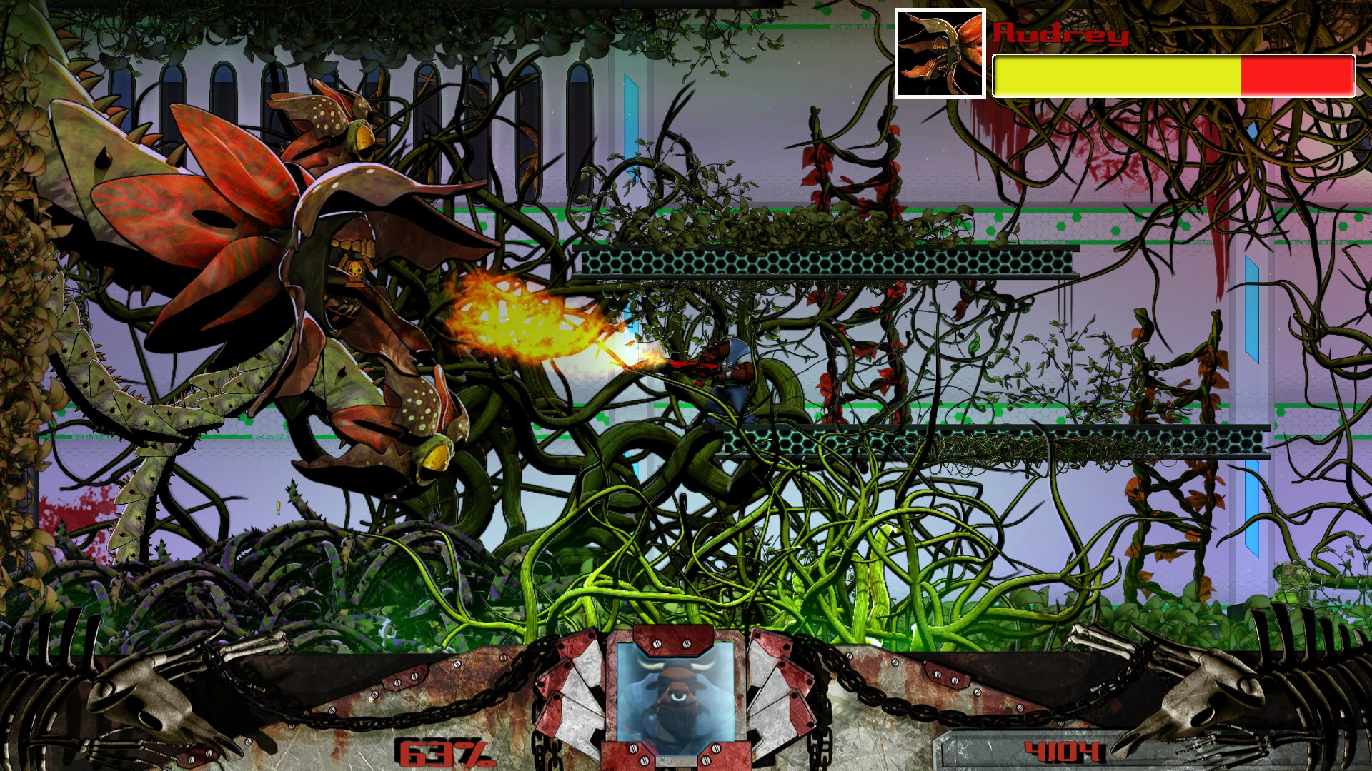 Bullshot screenshot