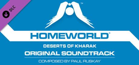 Homeworld: Deserts of Kharak - Soundtrack
