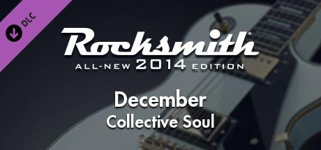 "Cheap Rocksmith 2014 – Collective Soul - ""December"" free key"