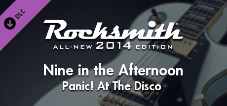Rocksmith 2014 - Panic! At The Disco - Nine in the Afternoon