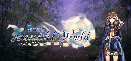 A More Beautiful World - A Kinetic Visual Novel