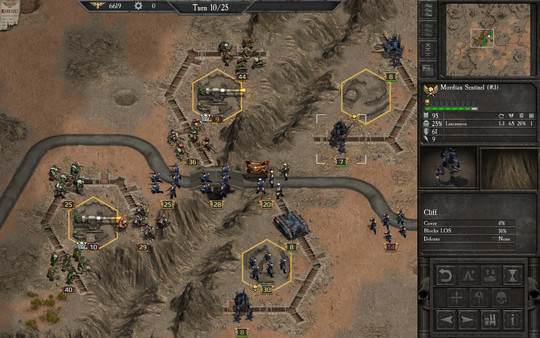 Warhammer 40000: Armageddon-Golgotha PC-SKIDROW