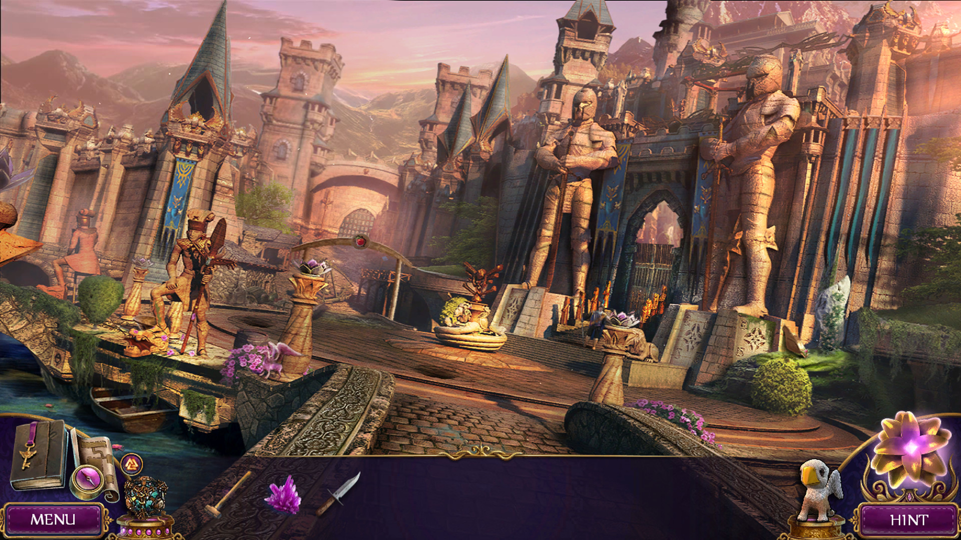The Secret Order 3: Ancient Times screenshot