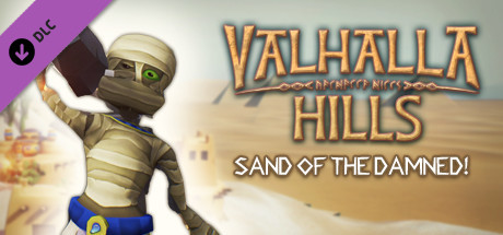 Valhalla Hills: Sand of the Damned DLC