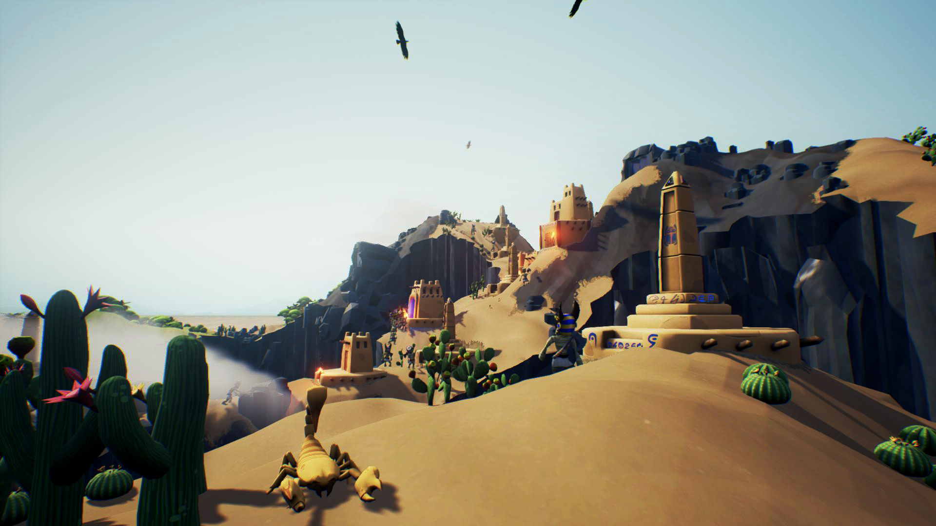 Valhalla Hills: Sand of the Damned DLC screenshot