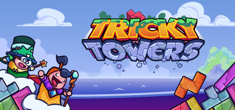 Tricky Towers Steam Game