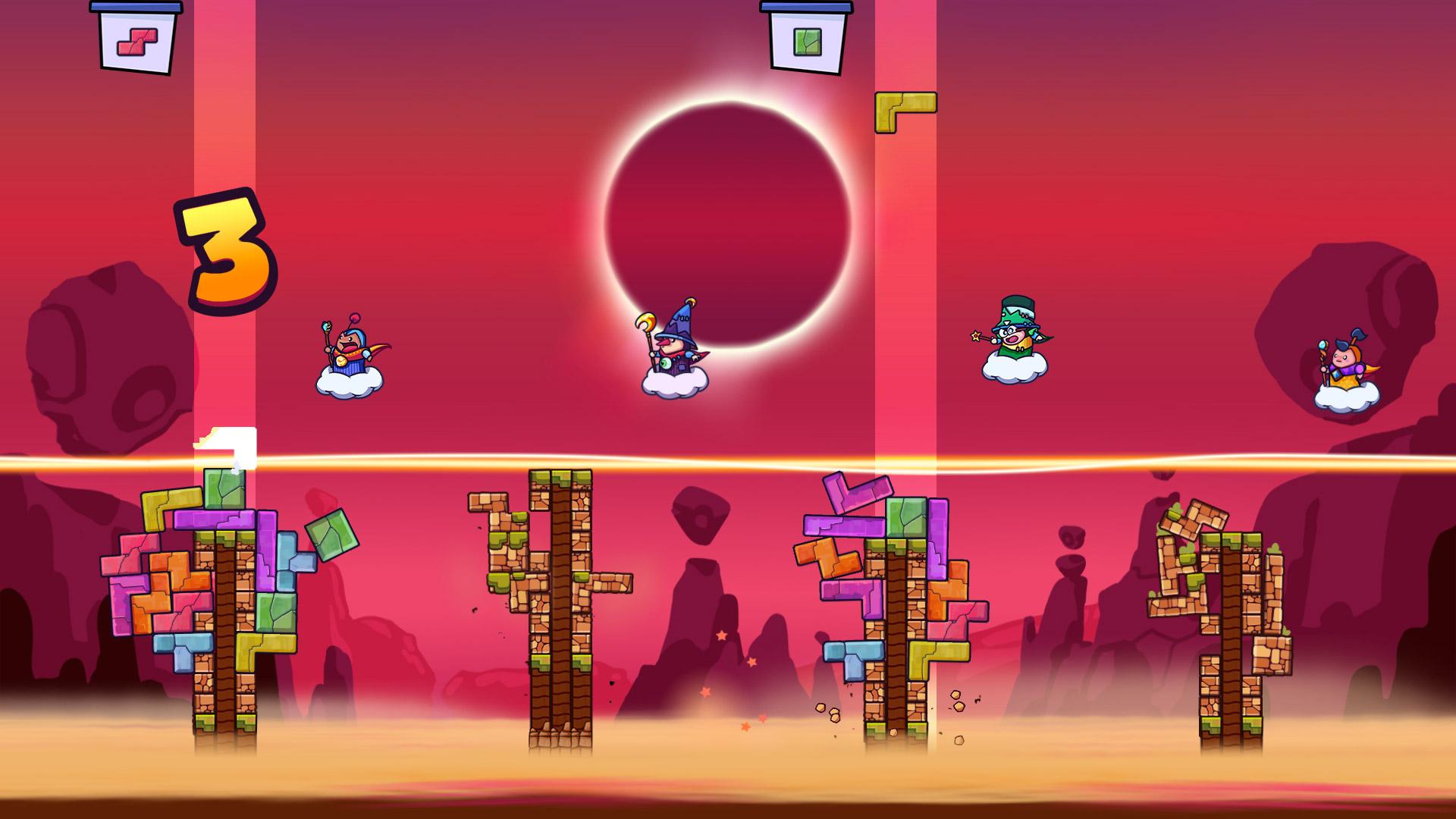 Tricky Towers screenshot