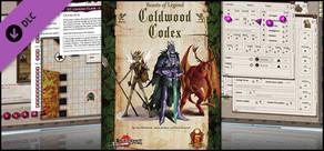 Fantasy Grounds - 5E: Beasts of Legend - Coldwood Codex
