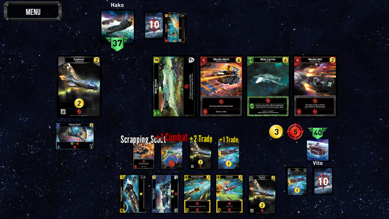 Star Realms - Full Version screenshot