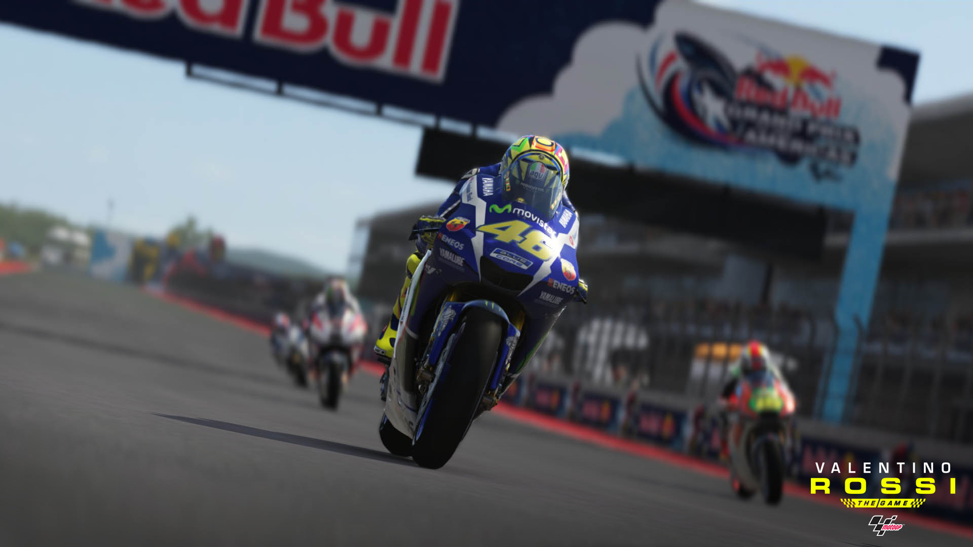 Valentino Rossi: The Game (ENG/MULTI6) [Repack]
