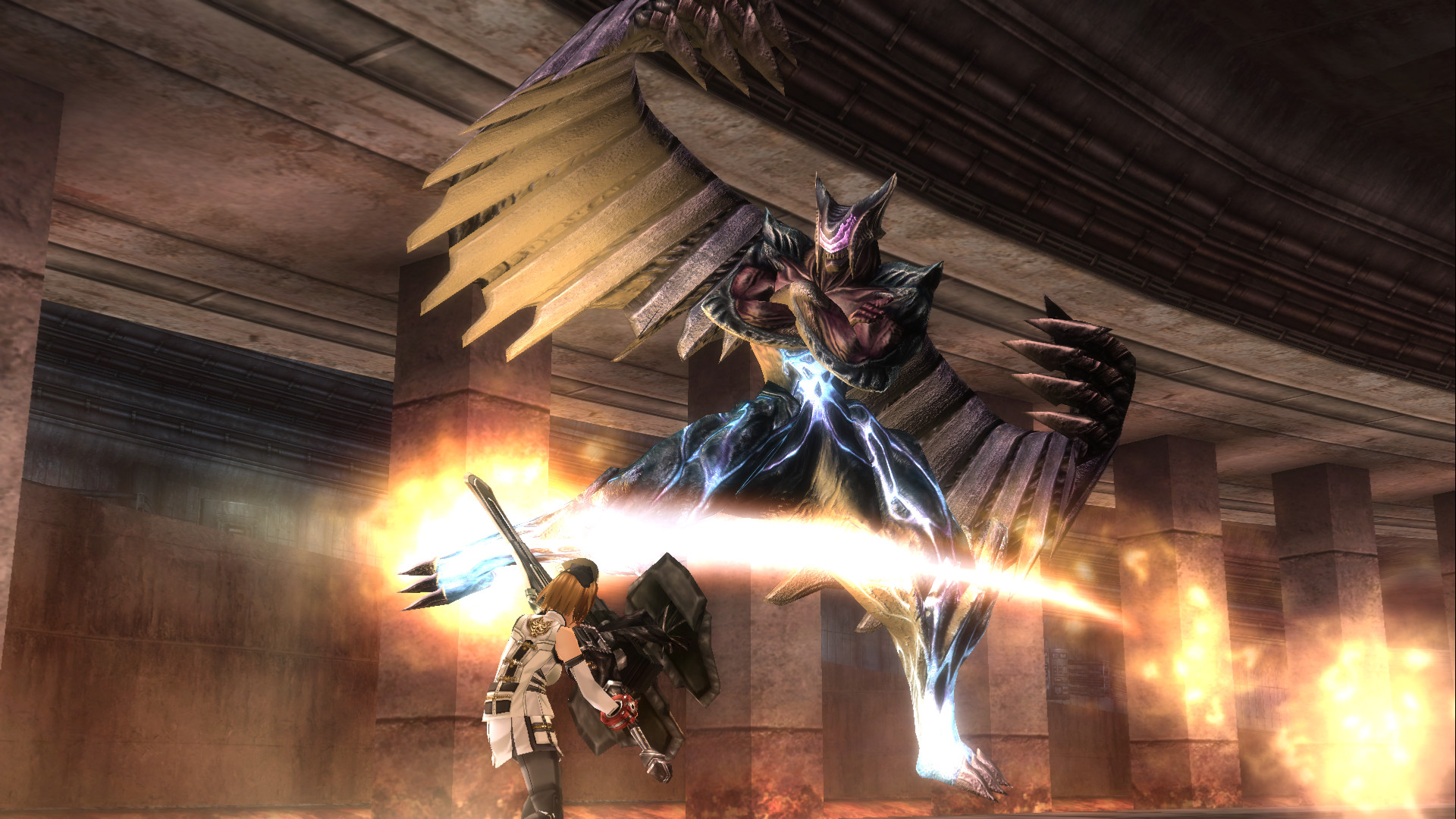 GOD EATER 2 Rage Burst Screenshot 3
