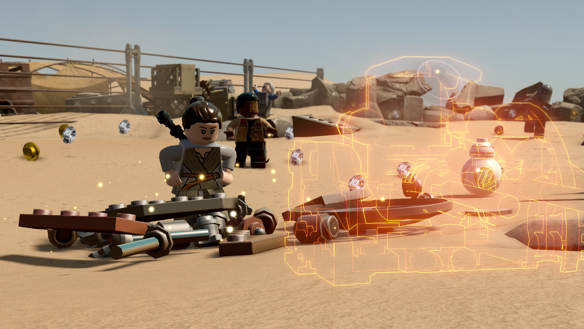 LEGO STAR WARS The Force Awakens Repack