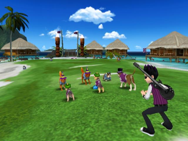 Jerry Rice & Nitus' Dog Football screenshot