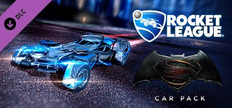 Rocket League - Batman v Superman: Dawn of Justice Car Pack