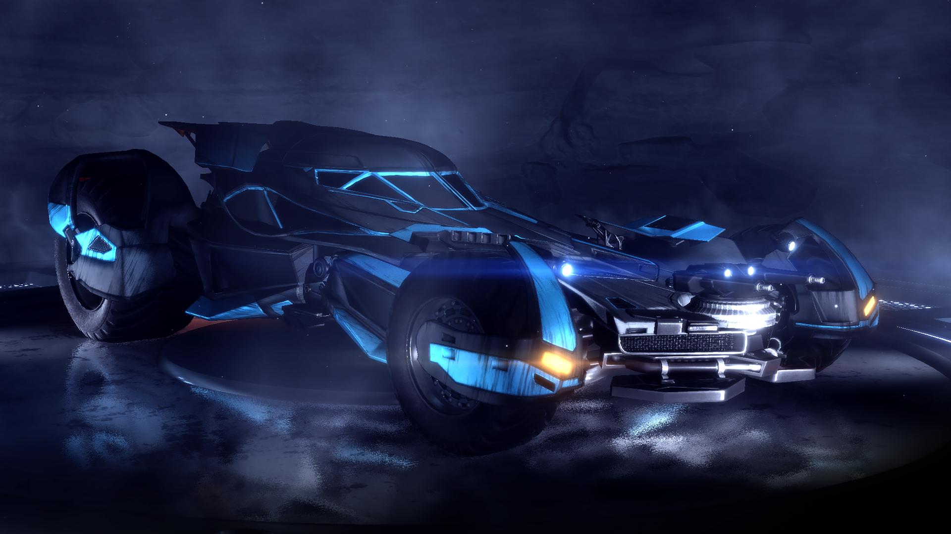 Rocket League - Batman v Superman: Dawn of Justice Car Pack screenshot