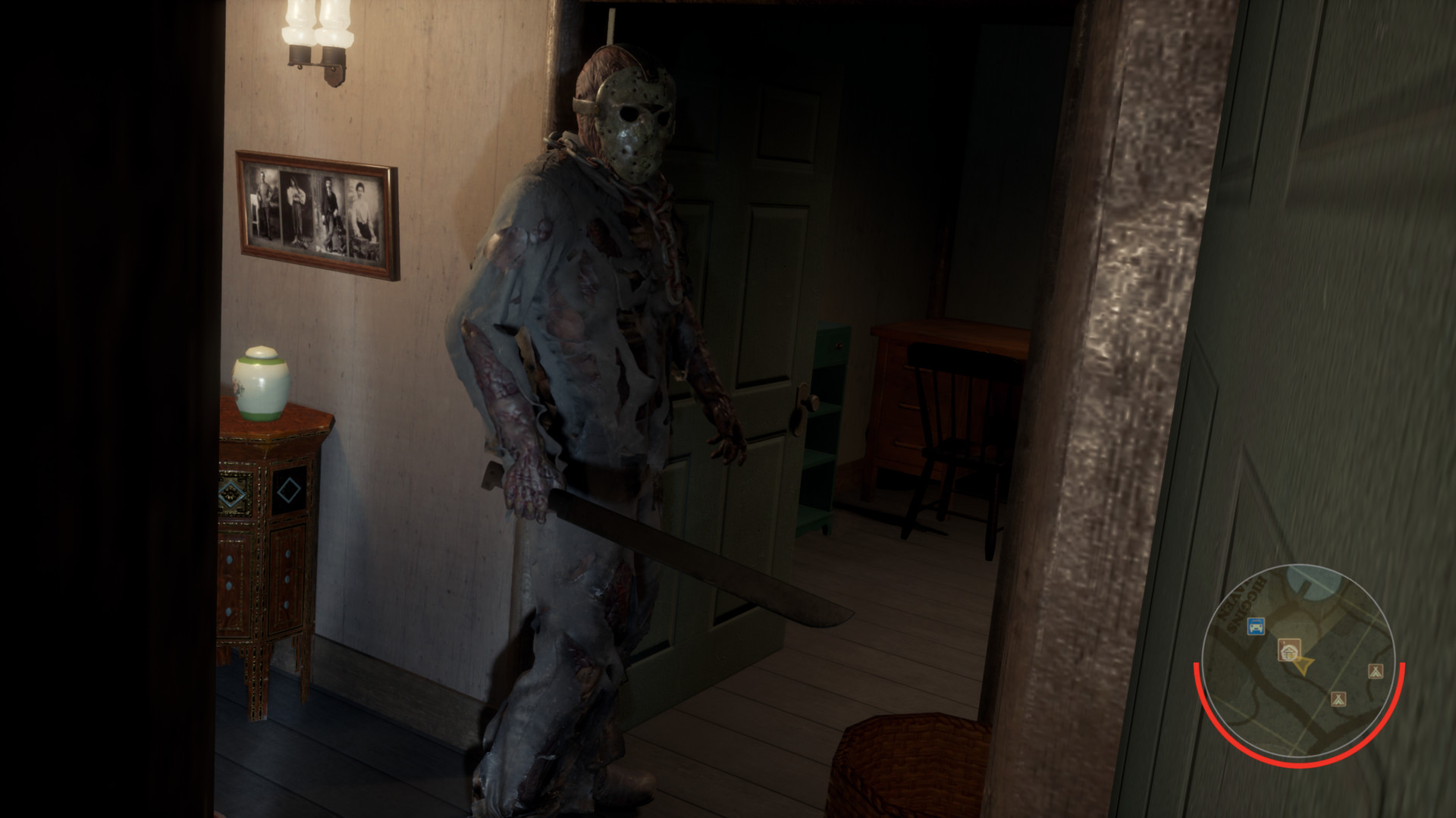 Friday the 13th: The Game [2017|Rus|Eng]