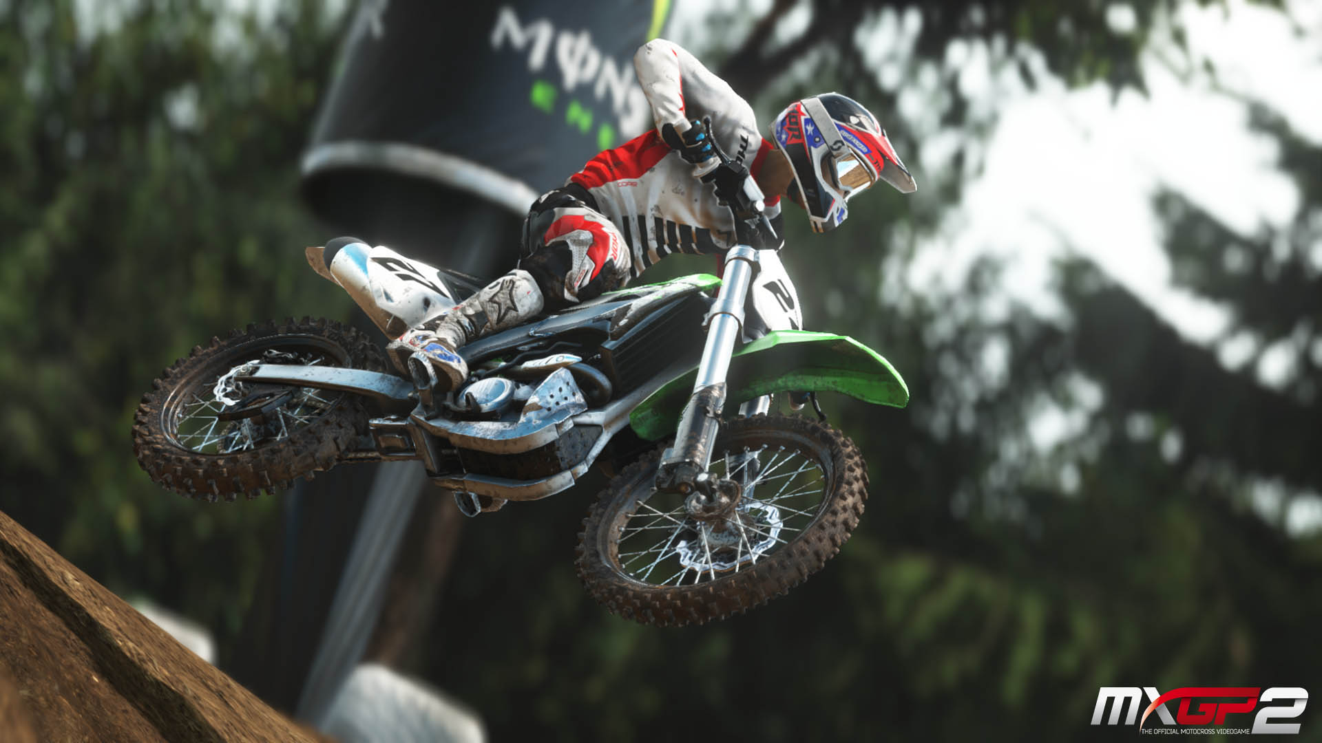 MXGP2 - Villopoto Replica Equipment screenshot