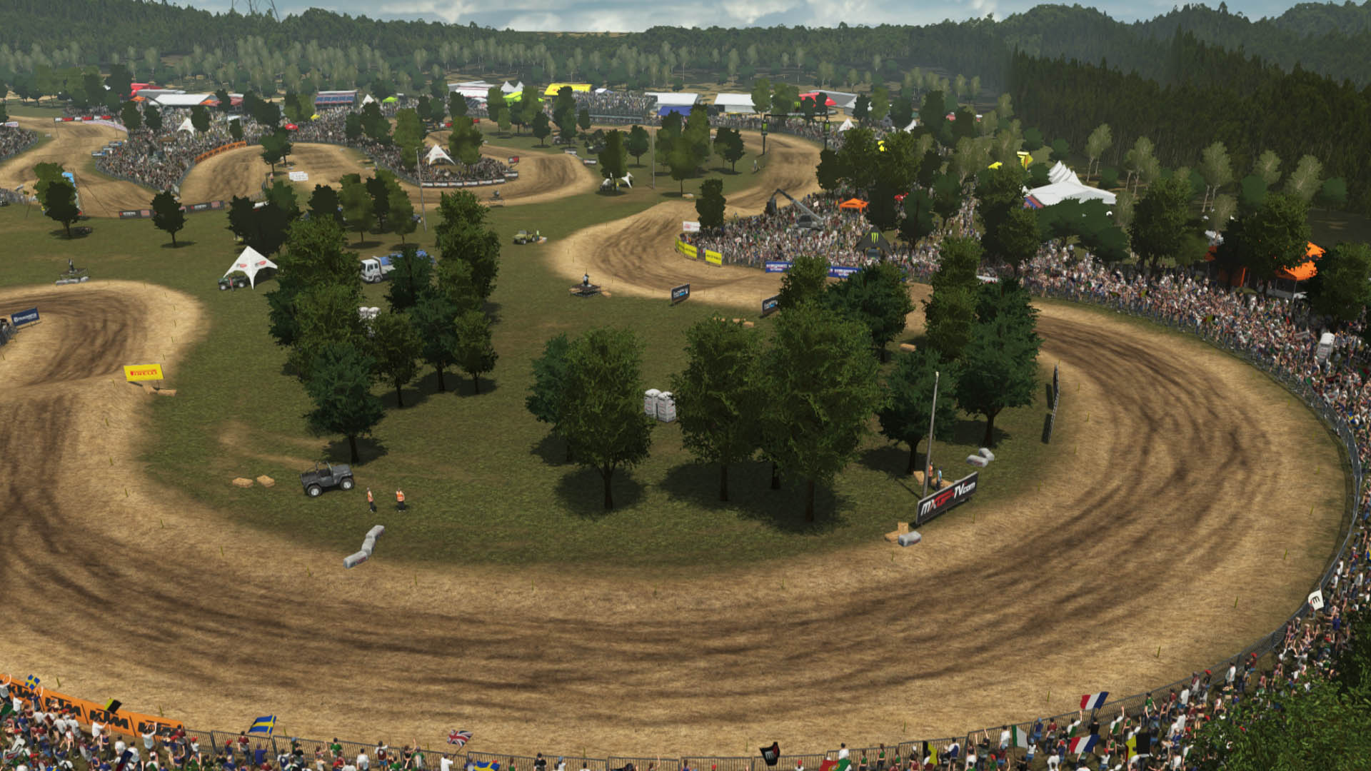 MXGP2 - Agueda and Bastogne Tracks screenshot