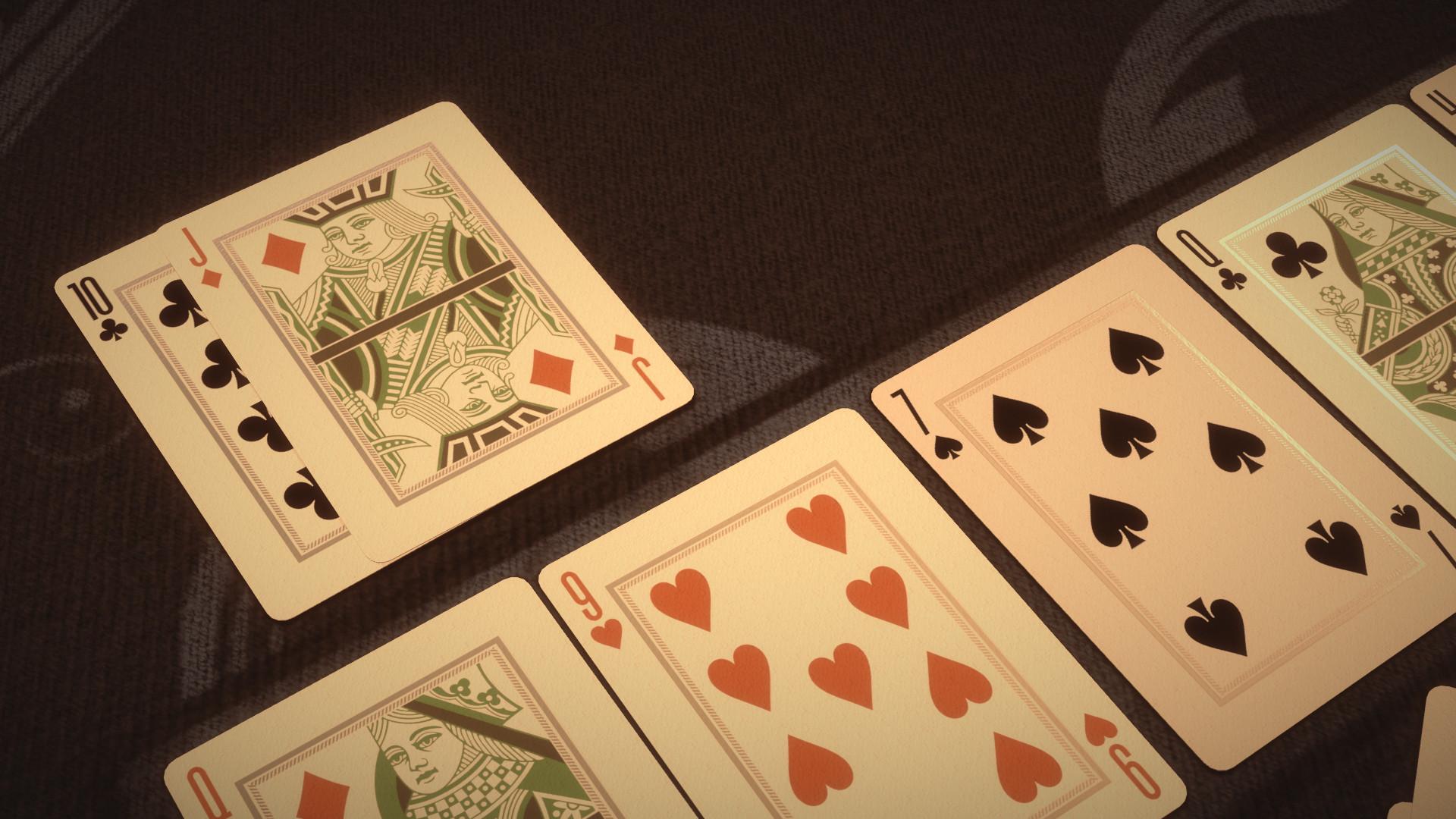 Pure Hold'em - Hamilton Card Deck screenshot