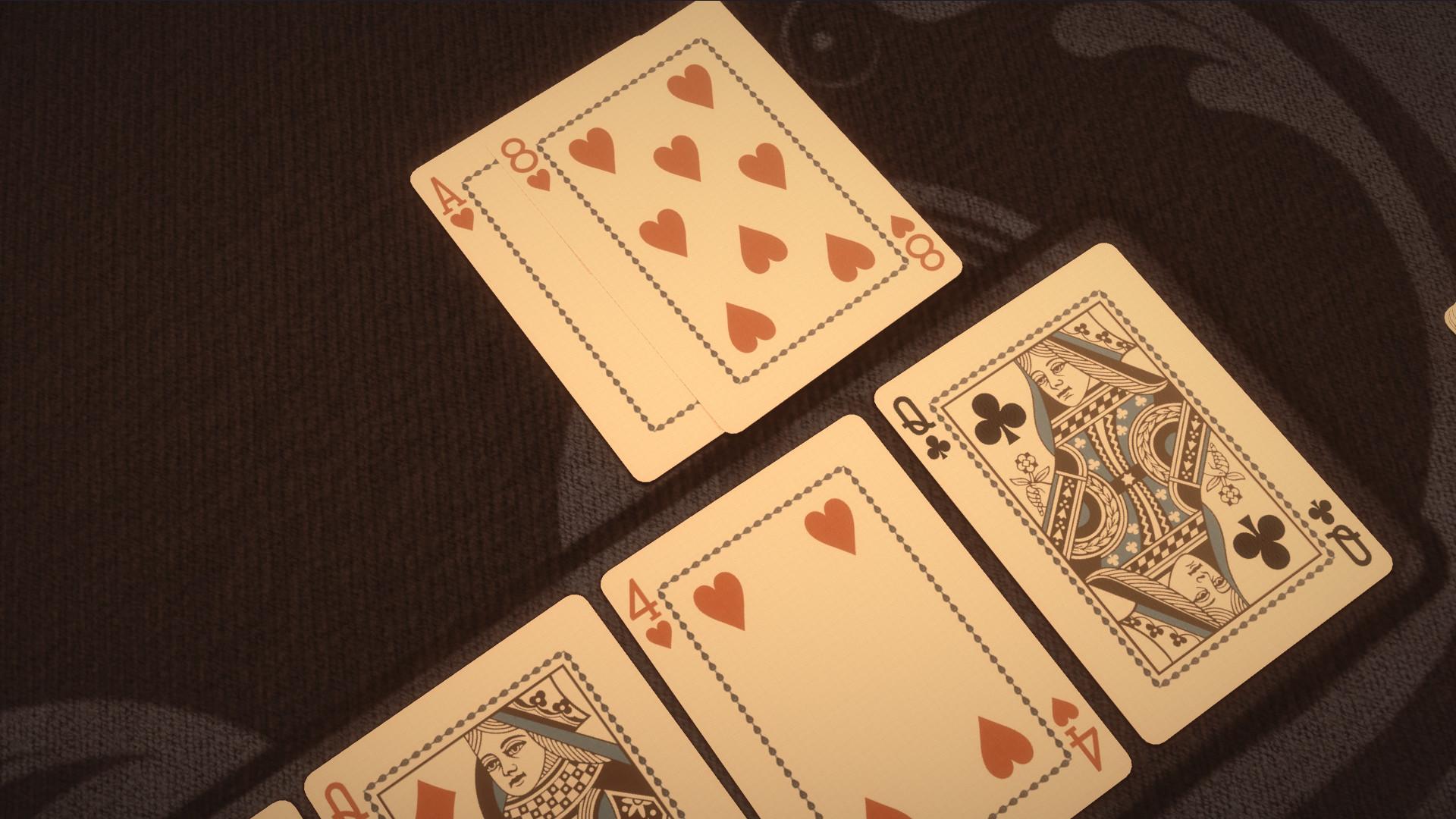 Pure Hold'em - Plume Card Deck screenshot