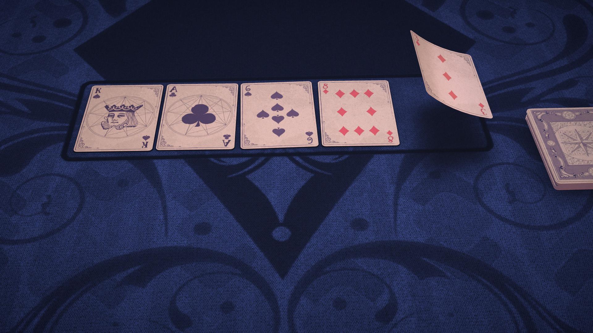 Pure Hold'em - Sorcerer Card Deck screenshot