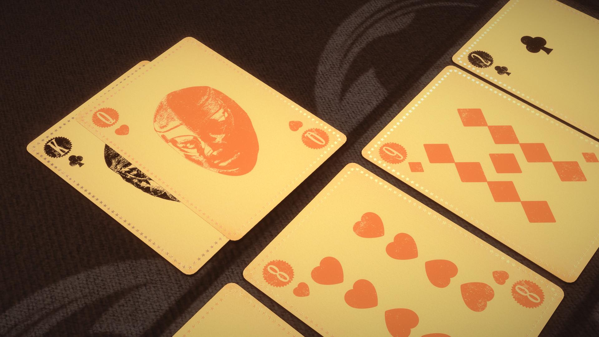 Pure Hold'em - Lucha Libre Card Deck screenshot