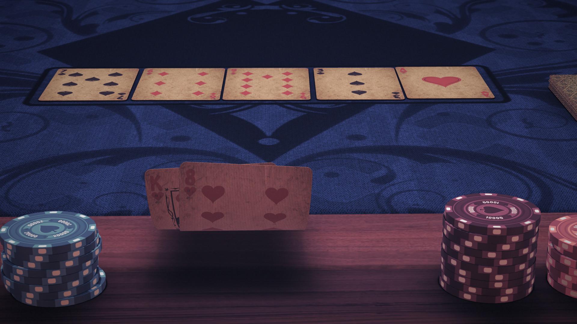 Pure Hold'em - 100% Hemp Card Deck screenshot