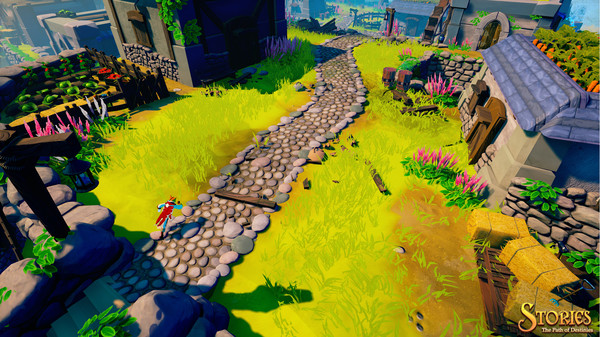 STORIES THE PATH OF DESTINIES Free Iso Download