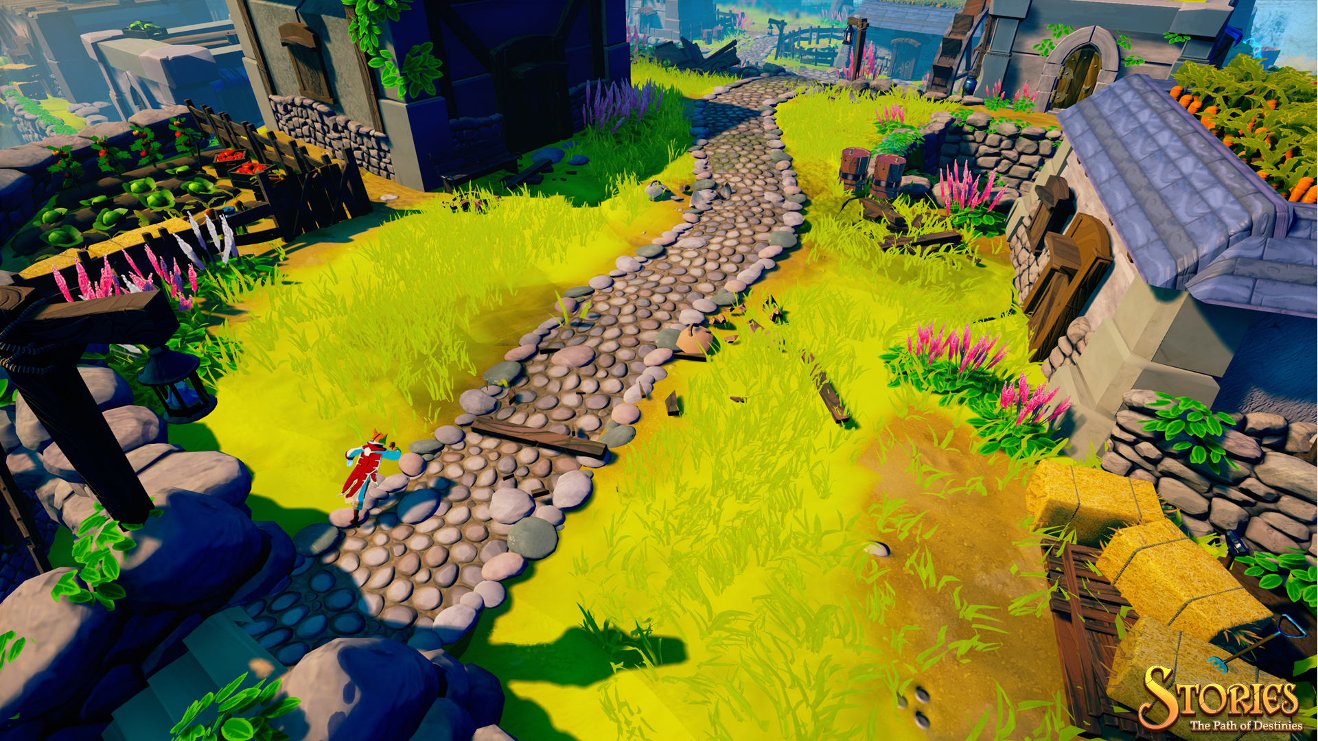 Stories: The Path of Destinies (RUS|ENG|MULTI7) [RePack] от R.G. Механики