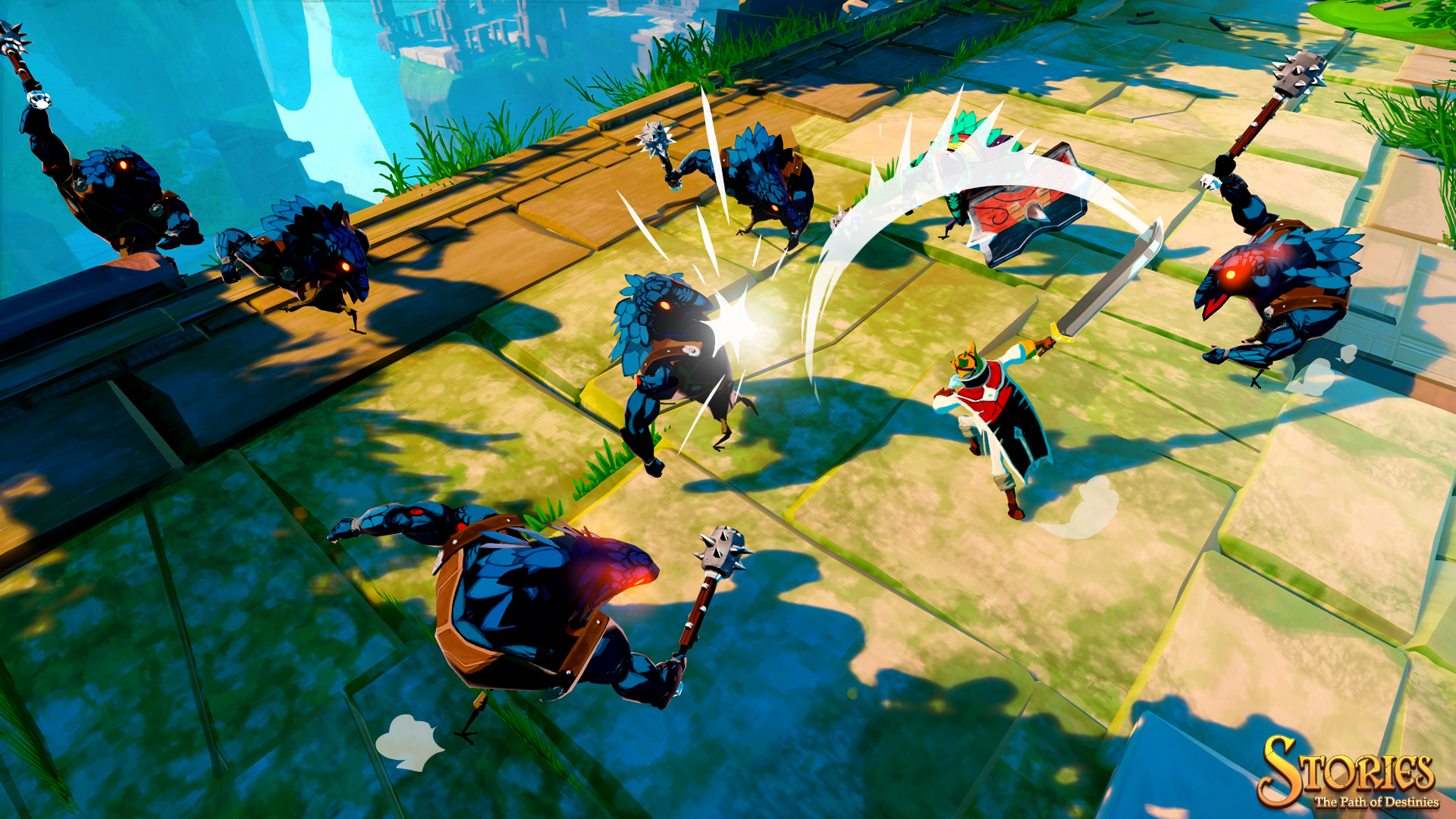 Stories: The Path of Destinies screenshot 2