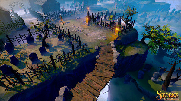 Stories The Path of Destinies PC-CODEX