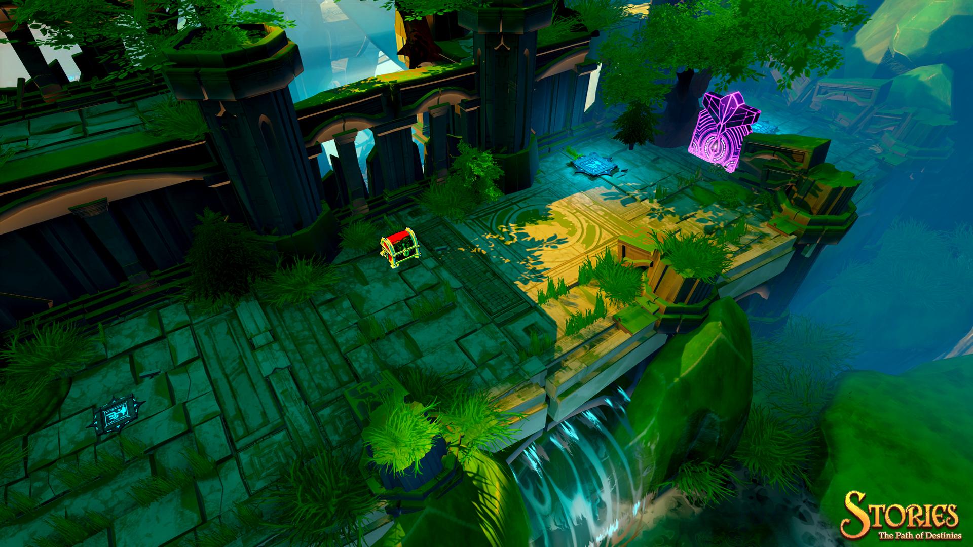 Stories: The Path of Destinies screenshot