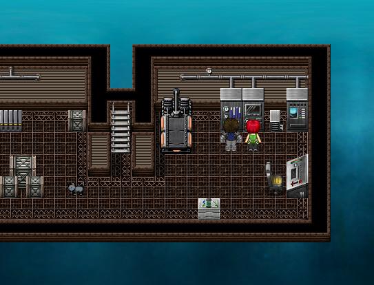 Space Pilgrim Episode III: Delta Pavonis screenshot