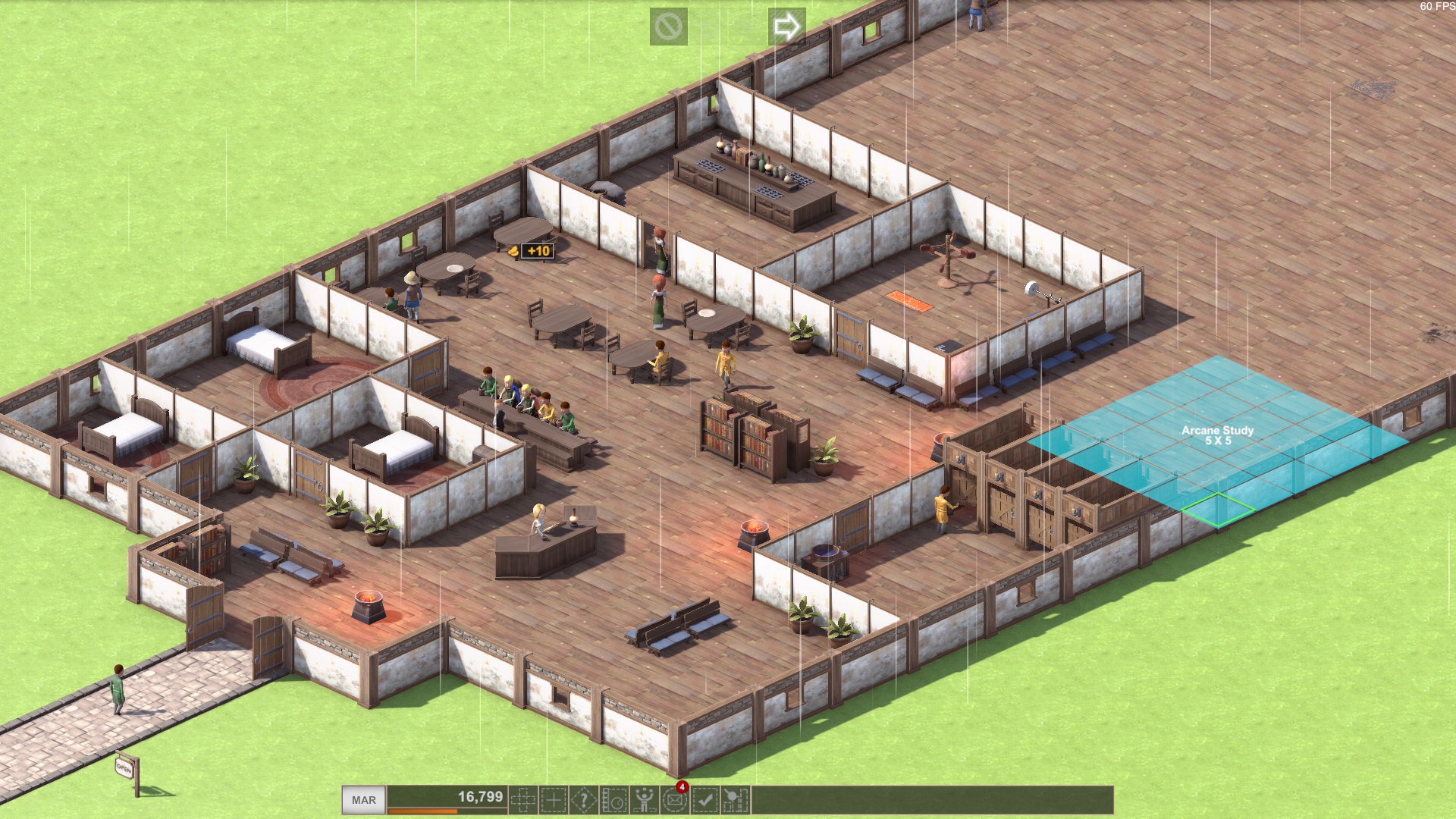 Tavern Tycoon - Dragon's Hangover screenshot