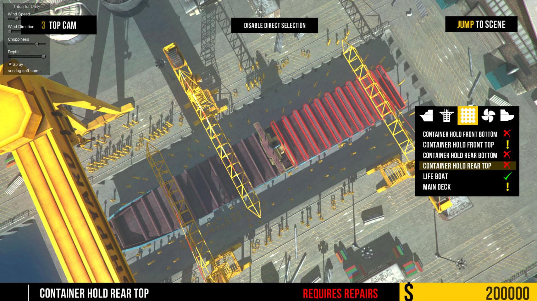 Ships 2017 Screenshot 2