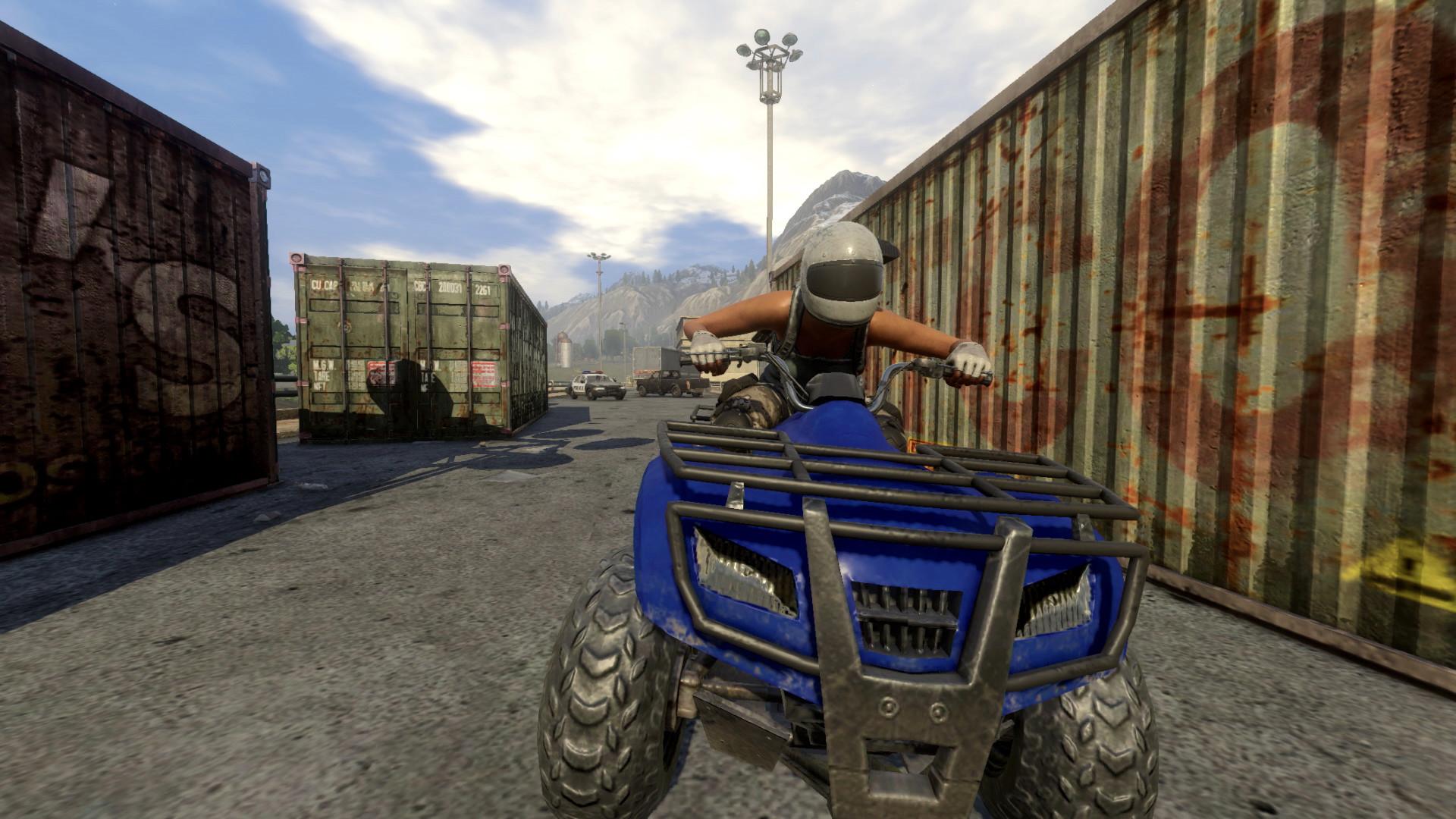 Z1 Battle Royale: Test Server screenshot