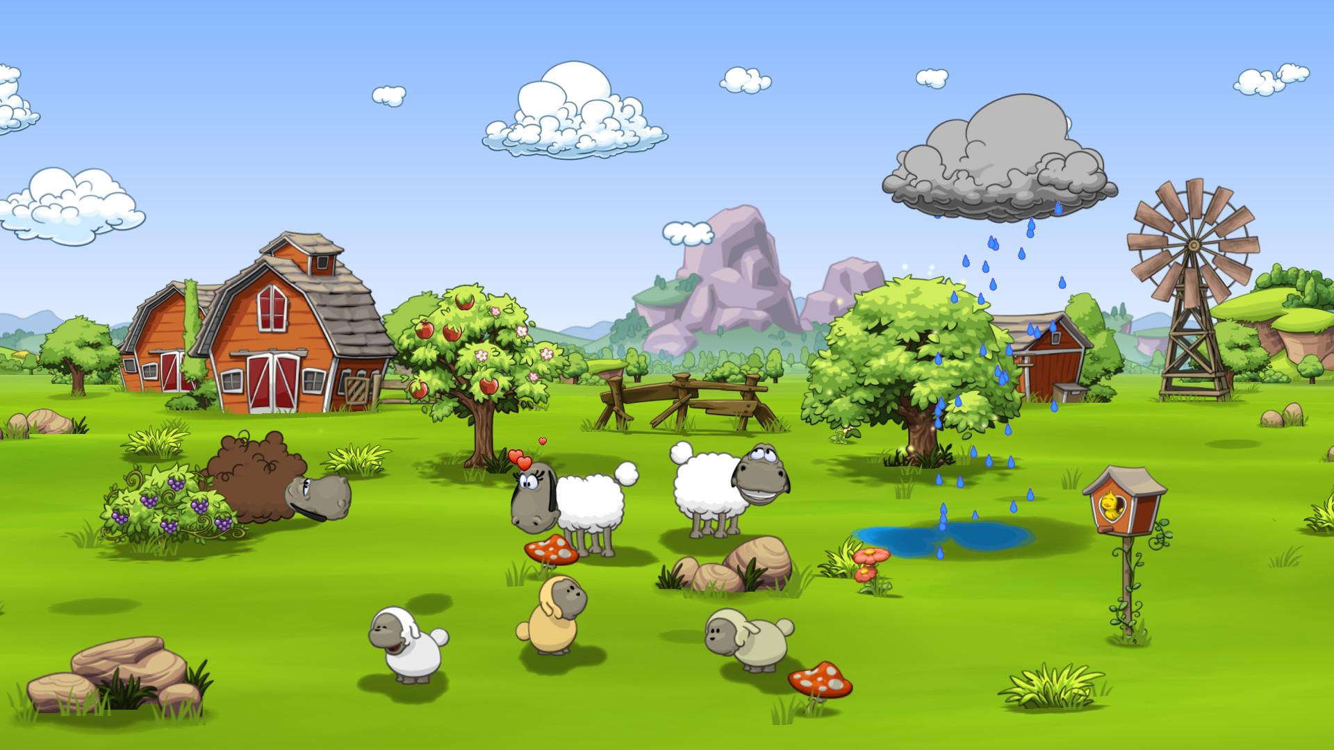 Clouds & Sheep 2 screenshot