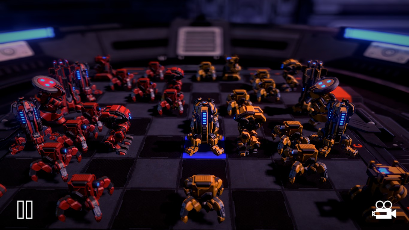 Pure Chess - Sci-Fi Game Pack screenshot