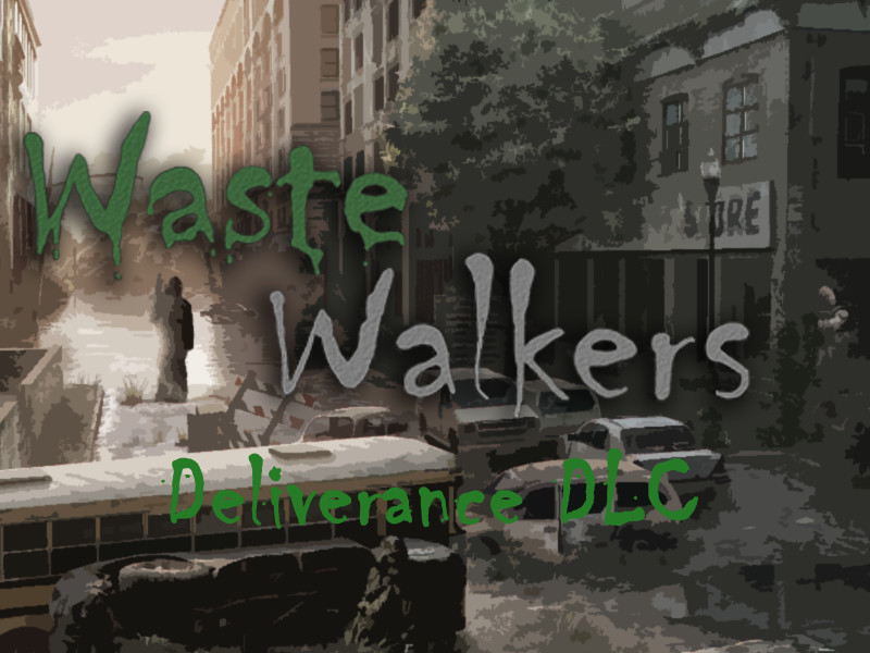 Waste Walkers Deliverance screenshot