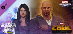 Marvel Heroes 2016 - Marvel's Luke Cage Pack