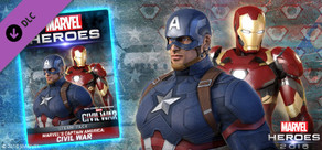 Marvel Heroes 2016 - Marvel's Captain America: Civil War Starter Pack