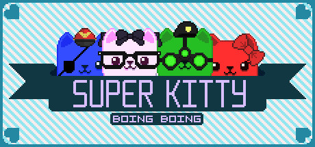 Super Kitty Boing Boing game image