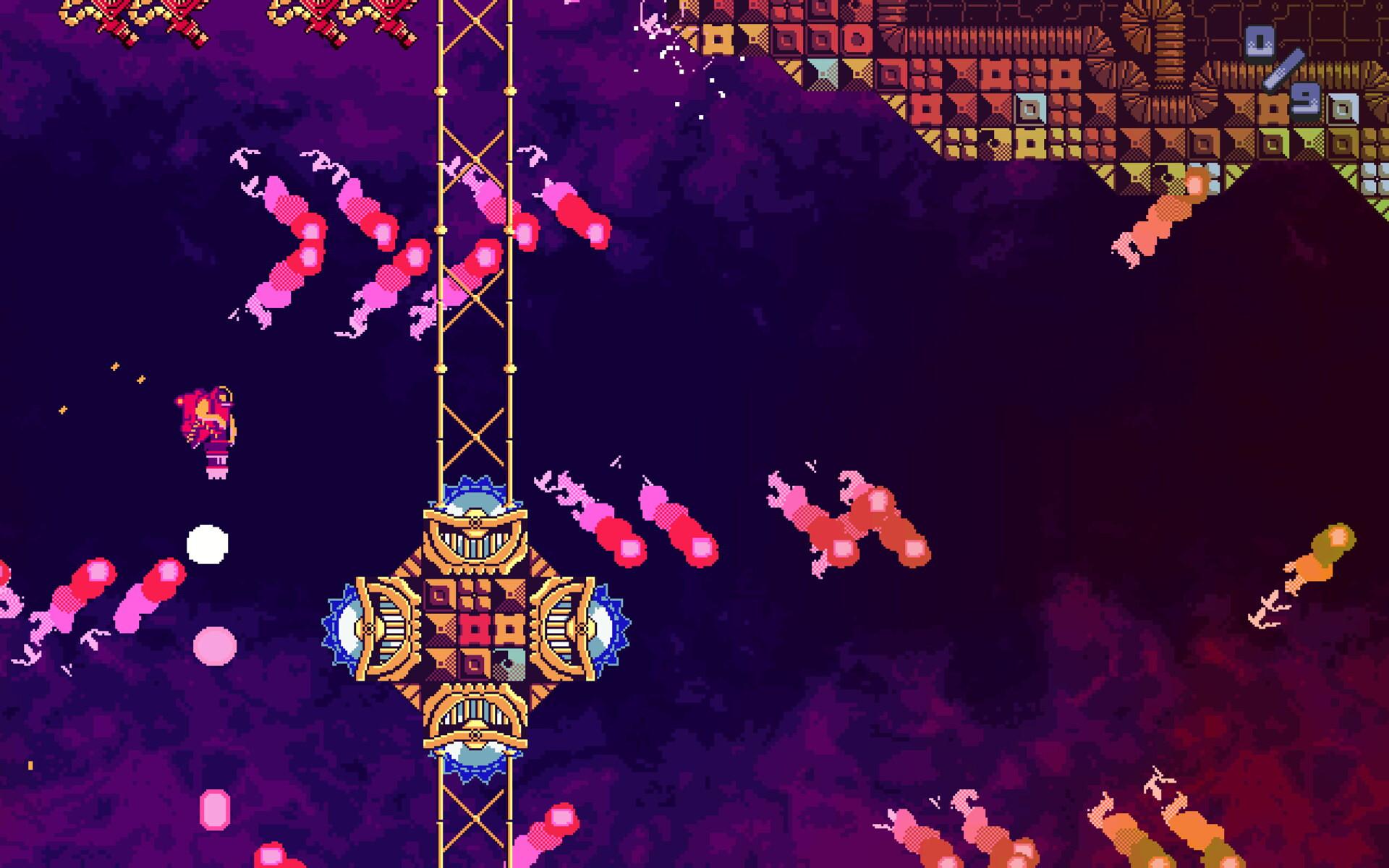 Atomik: RunGunJumpGun screenshot