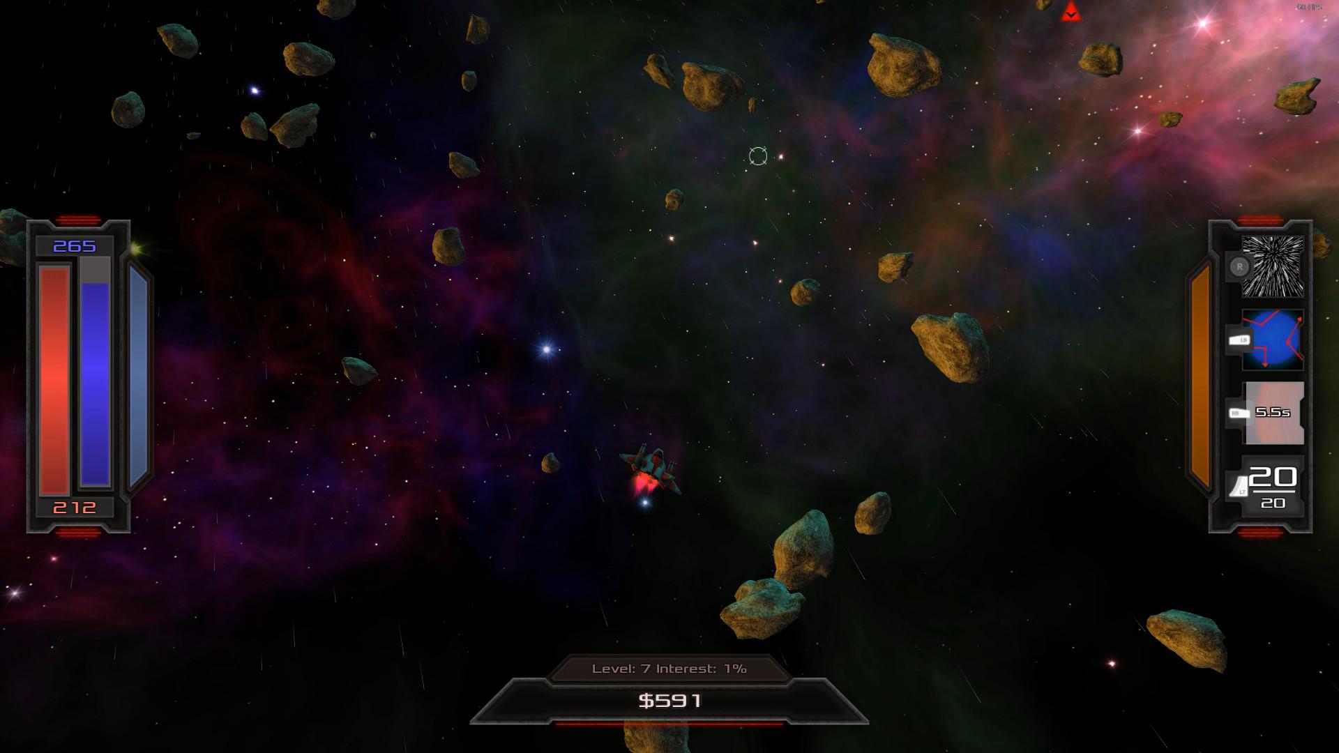 Void Vikings screenshot