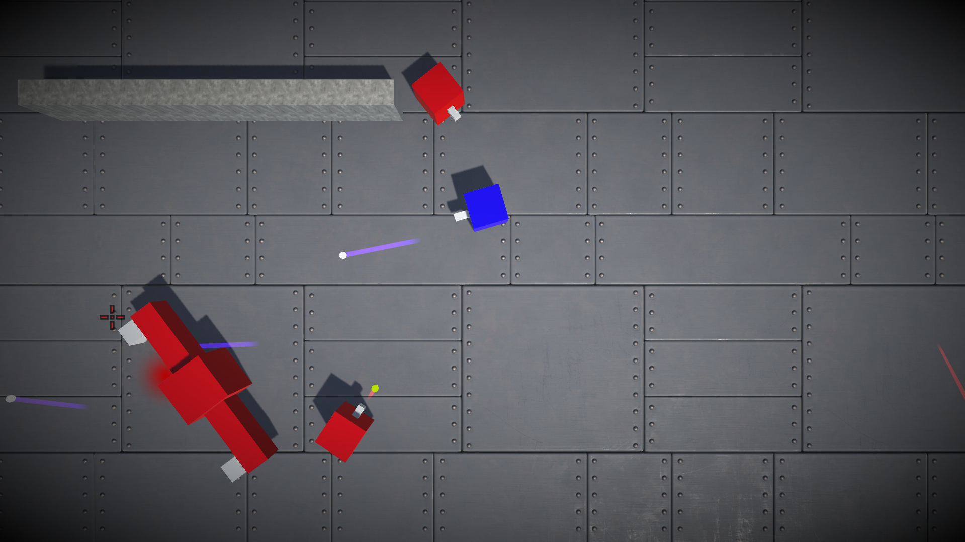 Cube Destroyer screenshot